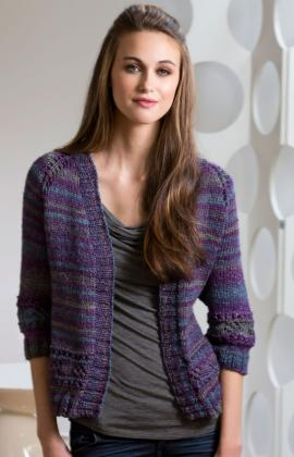 Easy Knit Cardigan Pattern Free : Knit Cardigan Pattern A Knitting Blog