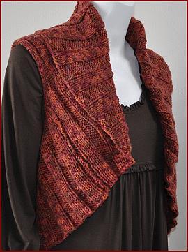 Knit Shrug Pattern : Knit Shrug Pattern A Knitting Blog
