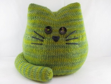 Knitted Amigurumi Cat Pattern : Amigurumi Knitting Patterns A Knitting Blog