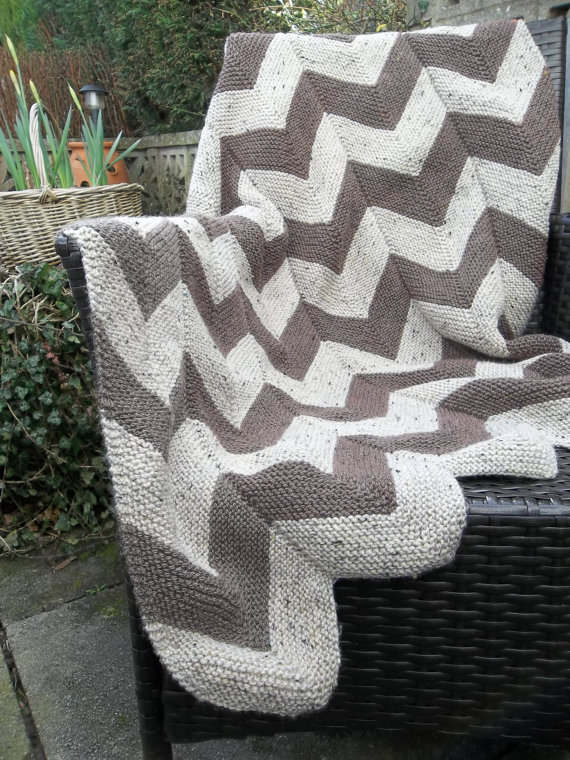 Chevron Quilt Knitting Pattern A Knitting Blog