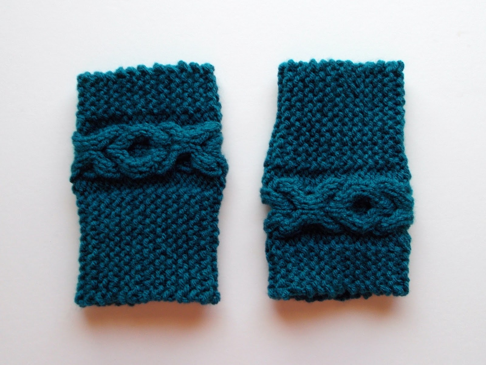 Knit Pattern For Boot Cuffs Free : Boot Cuff Knitting Pattern A Knitting Blog