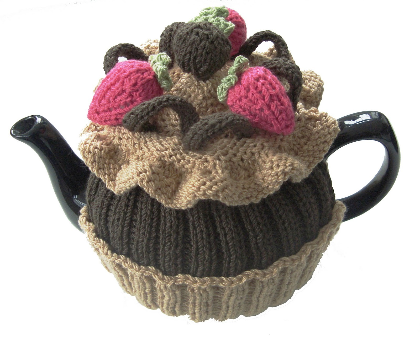 tea cosy template - tea cozy knitting pattern a knitting blog