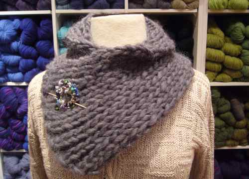 Knitting Patterns For Neck Warmers : Neck Warmer Knitting Patterns A Knitting Blog