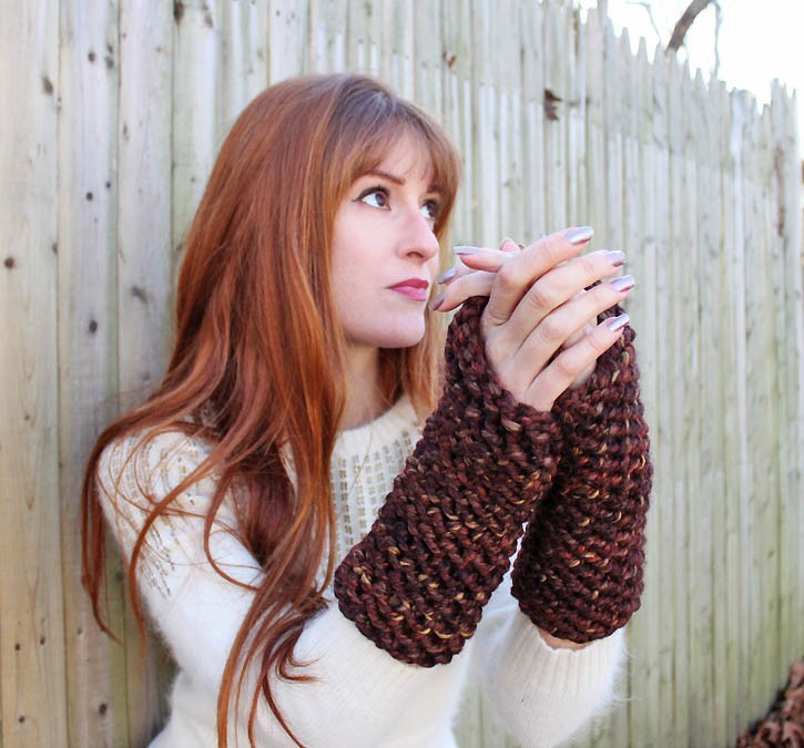 Arm Warmers Knitting Pattern Simple : Arm Warmer Knitting Patterns A Knitting Blog