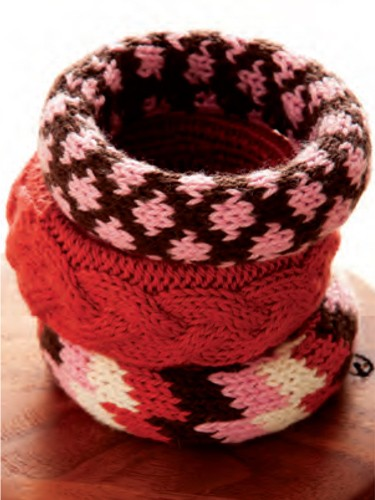 Knitted Bracelet Patterns A Knitting Blog