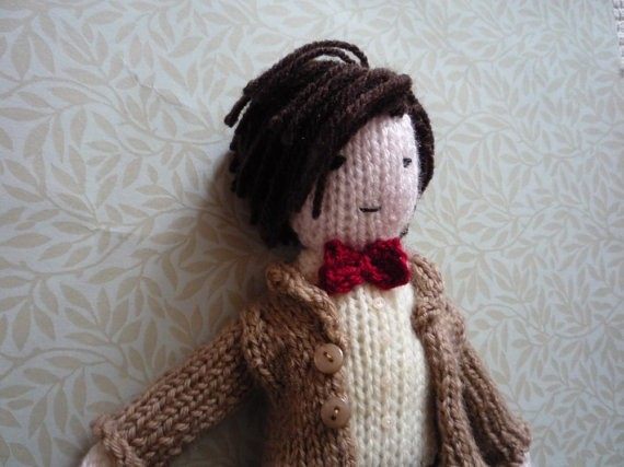 Dr Who Knitting Pattern : Doctor Who Knitting Pattern A Knitting Blog