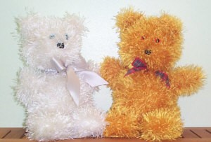 Easy Knit Teddy Bear Pattern Photos