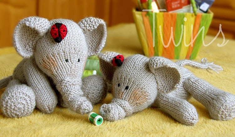 Knitted Animals Free Patterns : Knitted Animal Patterns A Knitting Blog