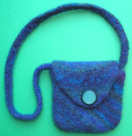 Knitting Pattern Felted Bag : Felted Knitting Patterns A Knitting Blog