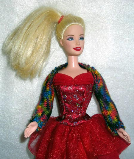 Free Barbie Knitting Patterns : Barbie Doll Knitting Patterns A Knitting Blog