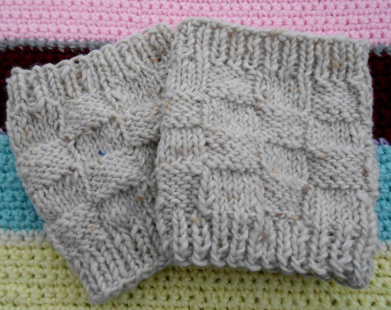 Free Knitting Pattern For Boot Cuffs : Boot Cuff Knitting Pattern A Knitting Blog