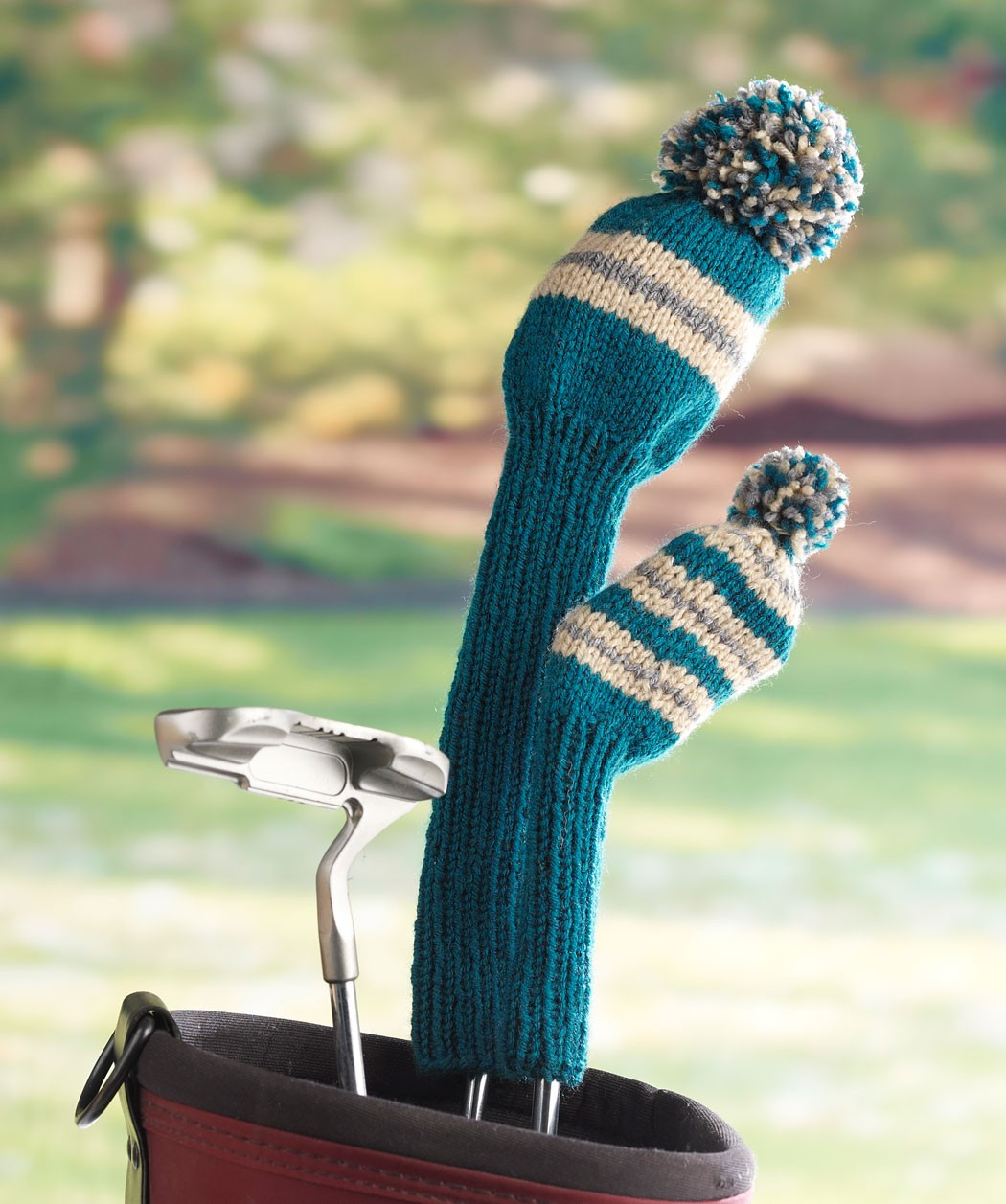 Crochet Patterns Golf Club Covers Free : Photos of Free Golf Club Head Covers Knitting Pattern
