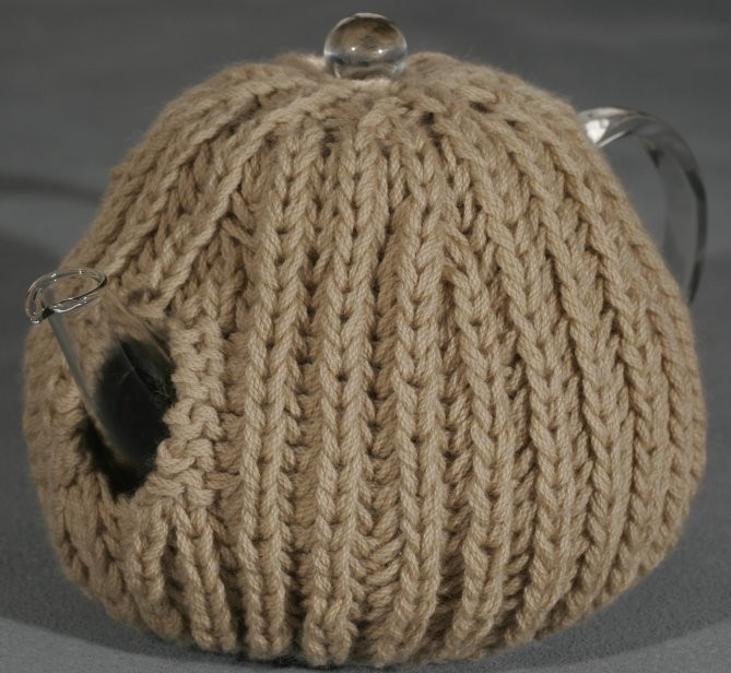 Free Knitted Tea Cosies Patterns : Tea Cozy Knitting Pattern A Knitting Blog