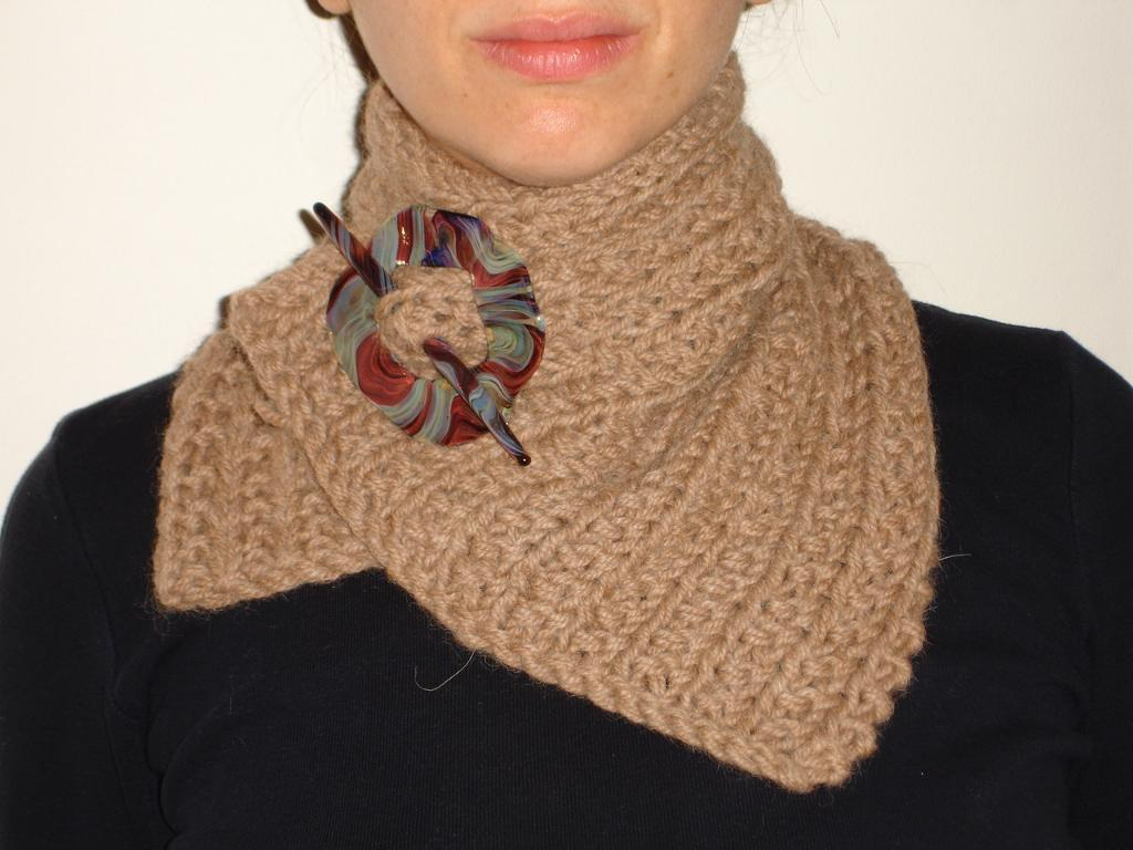 Free Knitted Neck Warmer Patterns : Neck Warmer Knitting Patterns A Knitting Blog