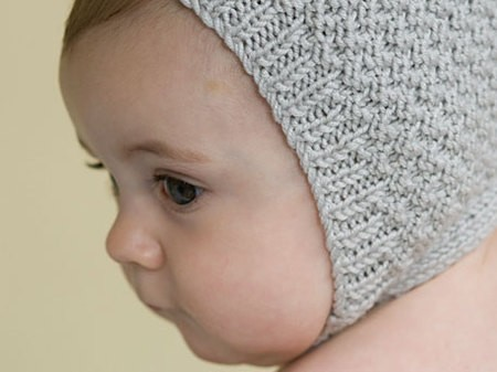 Baby Bonnet Knitting Pattern A Knitting Blog