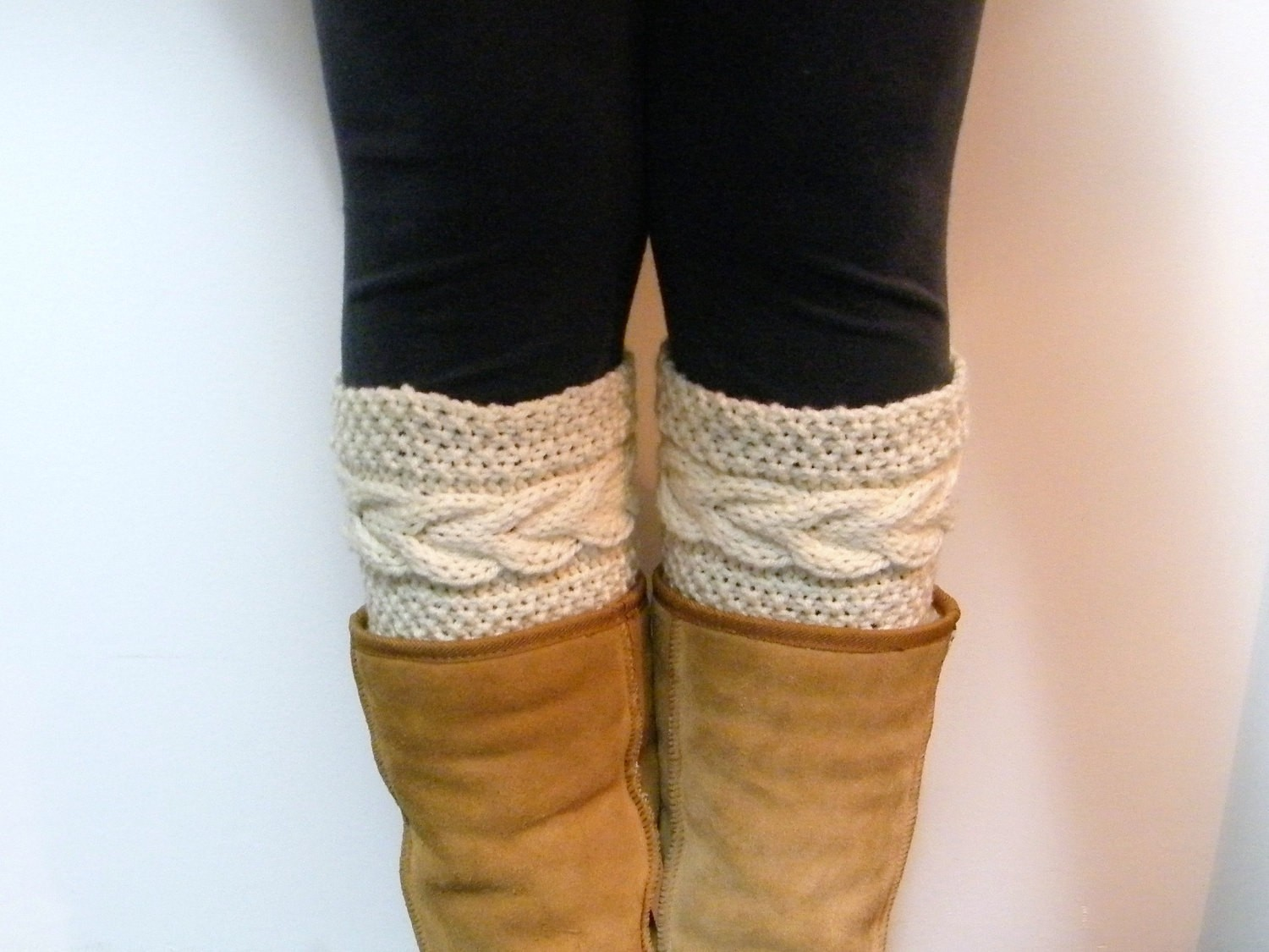 Knitted Boot Cuff Free Patterns : Boot Cuff Knitting Pattern A Knitting Blog