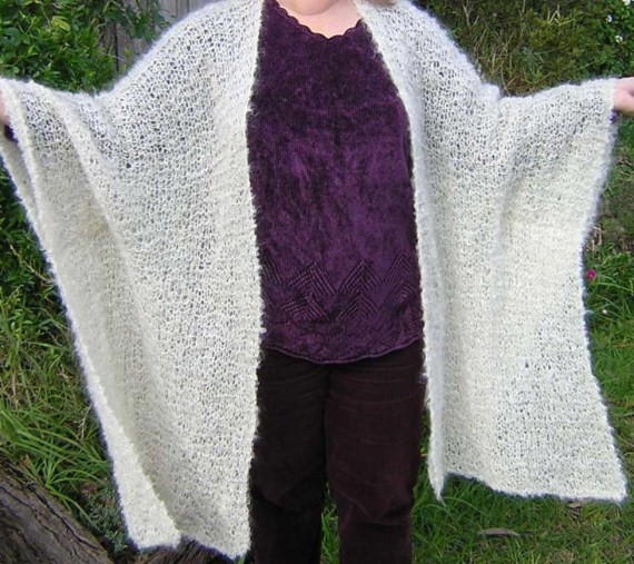 Knitting Kimono Pattern Free : Knit Kimono Pattern A Knitting Blog
