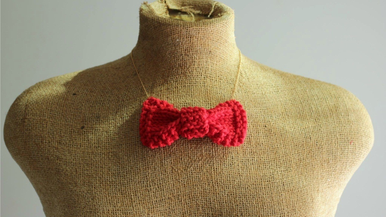 Knit Bow Tie Patterns A Knitting Blog