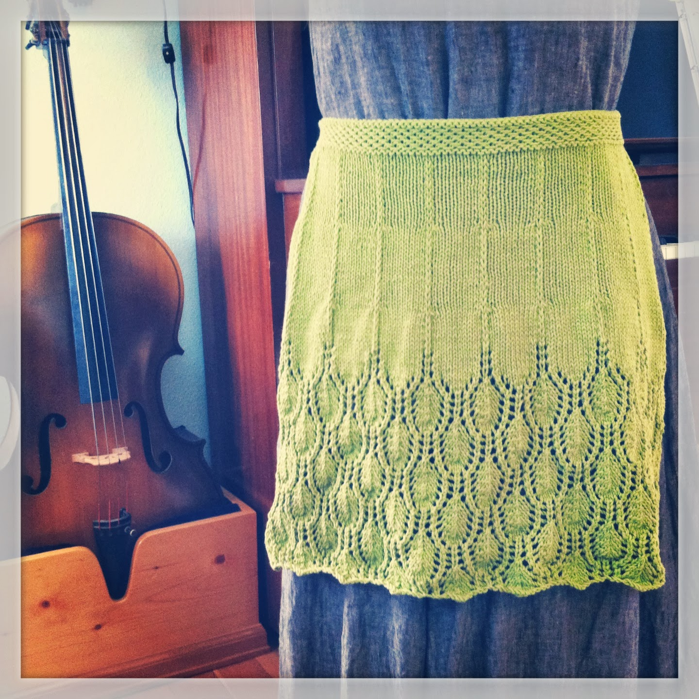 Knitted Apron Patterns A Knitting Blog