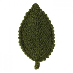 Knitting Pattern Leaf : Knitted Leaf Patterns A Knitting Blog