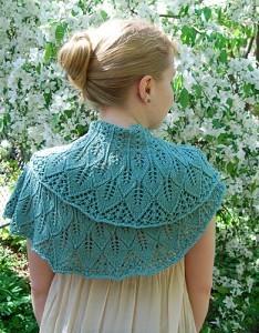 Shawlette Knitting Patterns A Knitting Blog