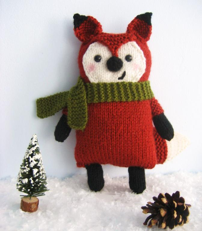 Free Knit Amigurumi Patterns : Amigurumi Knitting Patterns A Knitting Blog