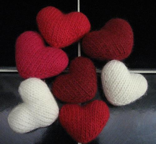 Heart Knitting Pattern A Knitting Blog