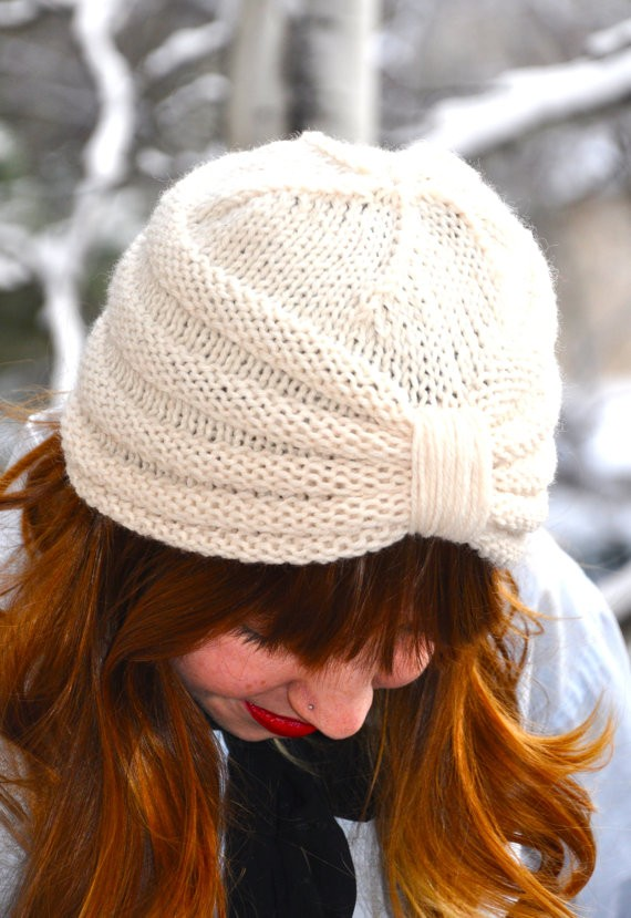Knit Turban Pattern | A Knitting Blog