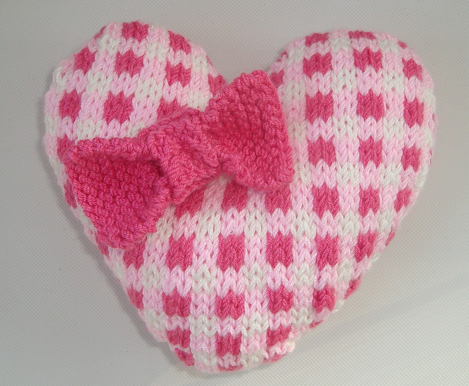 Knitting Heart Motif : Heart knitting pattern a