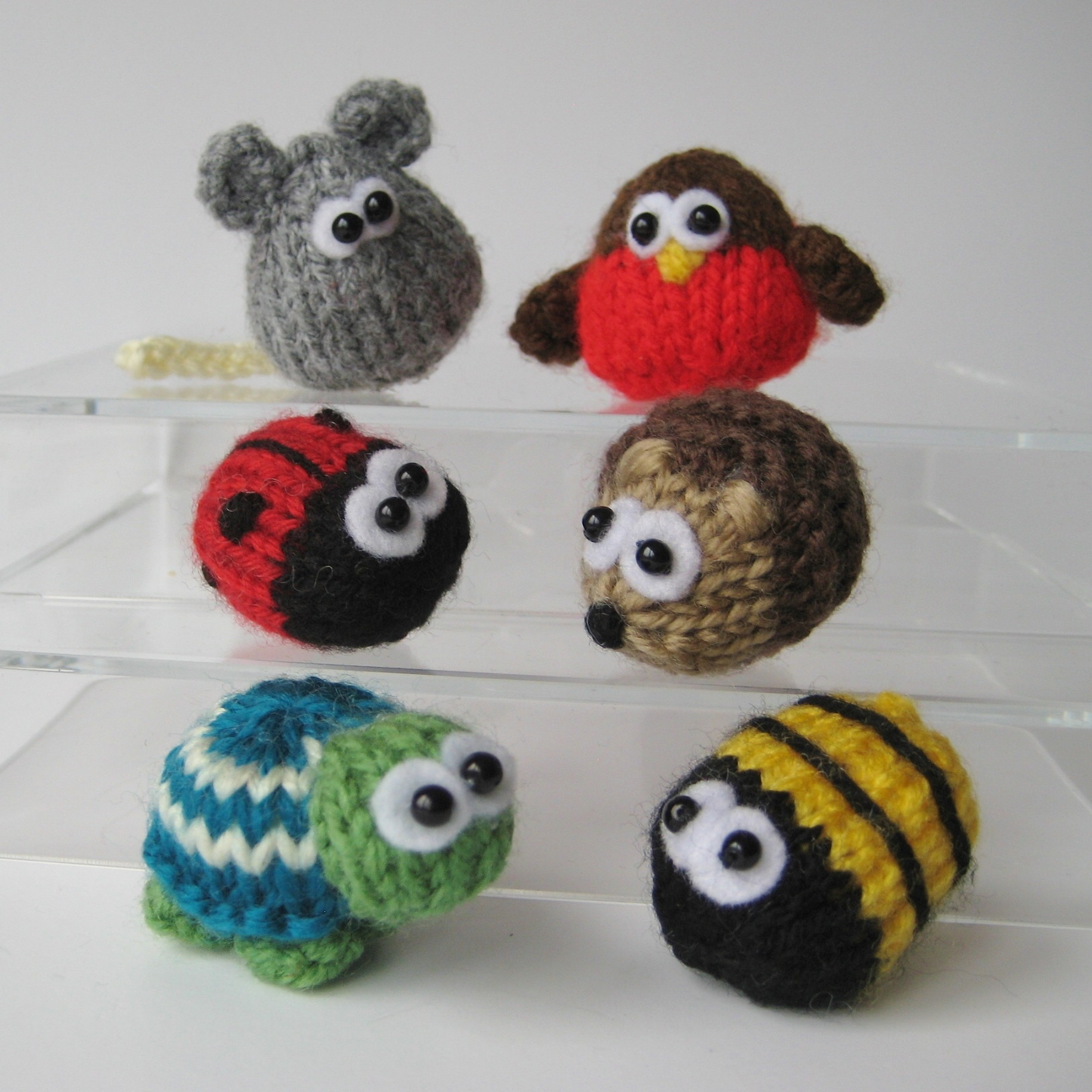 Knitting Animals Free : Knitted animal patterns a knitting