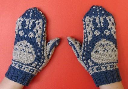 Free Knitting Pattern Totoro Toy : Totoro Knitting Pattern A Knitting Blog