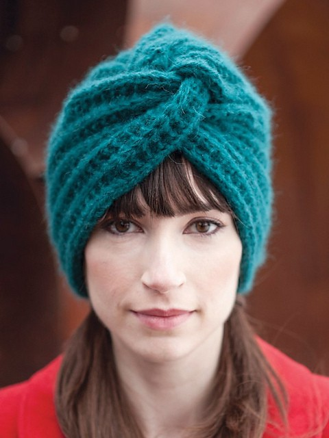 Crochet Pattern Turban Hat : Knit Turban Pattern A Knitting Blog