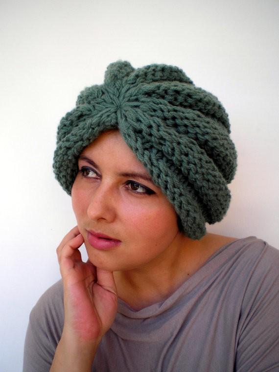 Knit Turban Pattern A Knitting Blog
