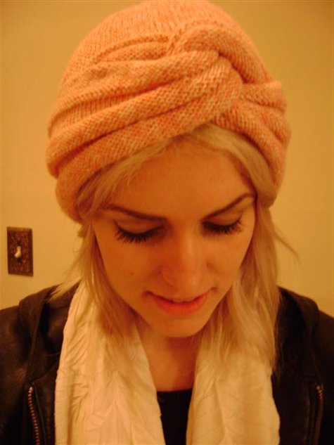 Knitted Turban Pattern : Knit Turban Pattern A Knitting Blog