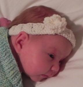 Knit Baby Headband Patterns | A Knitting Blog