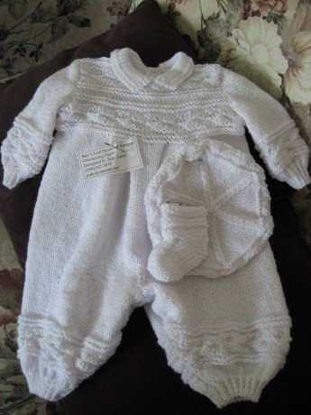 Free Knitting Patterns Baby Boy Clothes : Knitted Baby Clothes Pattern A Knitting Blog