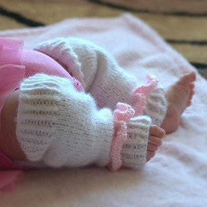 Baby Leg Warmers Pattern « Design Patterns