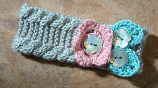 Knit Baby Headband Patterns A Knitting Blog