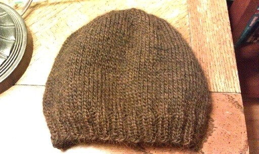 Knitted Skull Hat Pattern : Knit Skull Cap Patterns A Knitting Blog