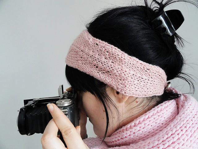 Knitting Pattern Headband With Button : Knit Headband Patterns with Button A Knitting Blog