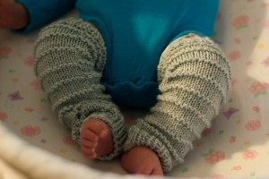 Baby Leg Warmers Knitting Patterns | A Knitting Blog