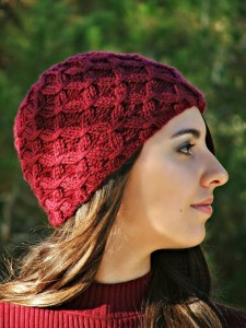 Pictures of Knit Skull Cap Pattern