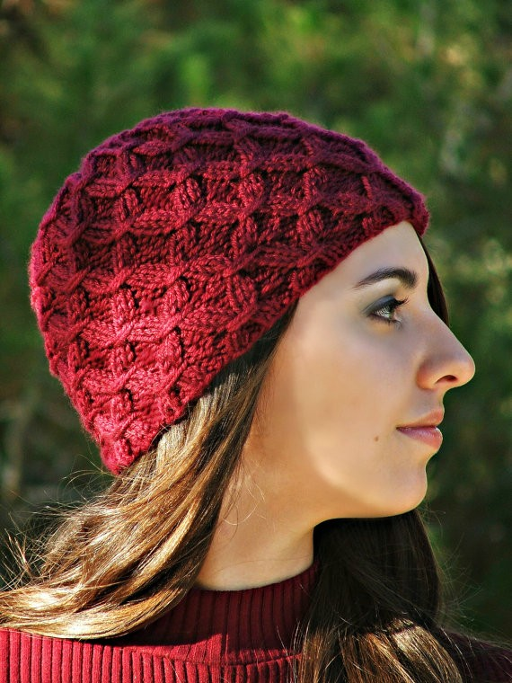 Minion Knitting Patterns : Knit Skull Cap Patterns A Knitting Blog