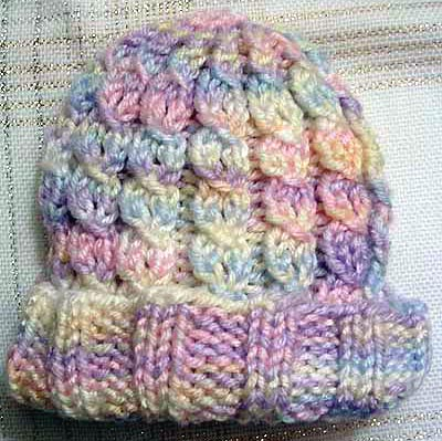 Simple Hat Knitting Pattern In The Round : Knitting in the Round Patterns A Knitting Blog