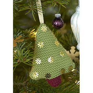 Knitted Xmas Tree Decorations Patterns : Knitted Christmas Tree Patterns A Knitting Blog