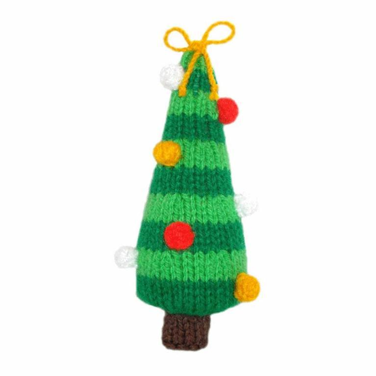 Knitting Lace Christmas Tree Pattern : Knitted Christmas Tree Patterns A Knitting Blog
