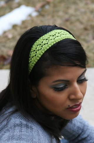 Loom Knitting Pattern Headband : Loom Knit Headband Patterns A Knitting Blog