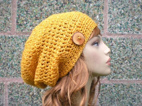 Yellow Knit Beanie Patterns A Knitting Blog