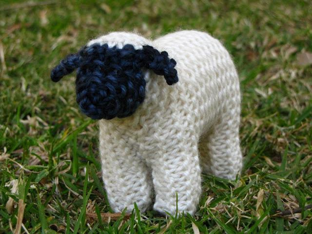 Knitted Sheep Patterns A Knitting Blog