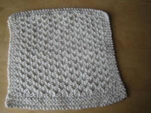 Free Knit Baby Washcloth Patterns : Seed Stitch Knitting Patterns A Knitting Blog